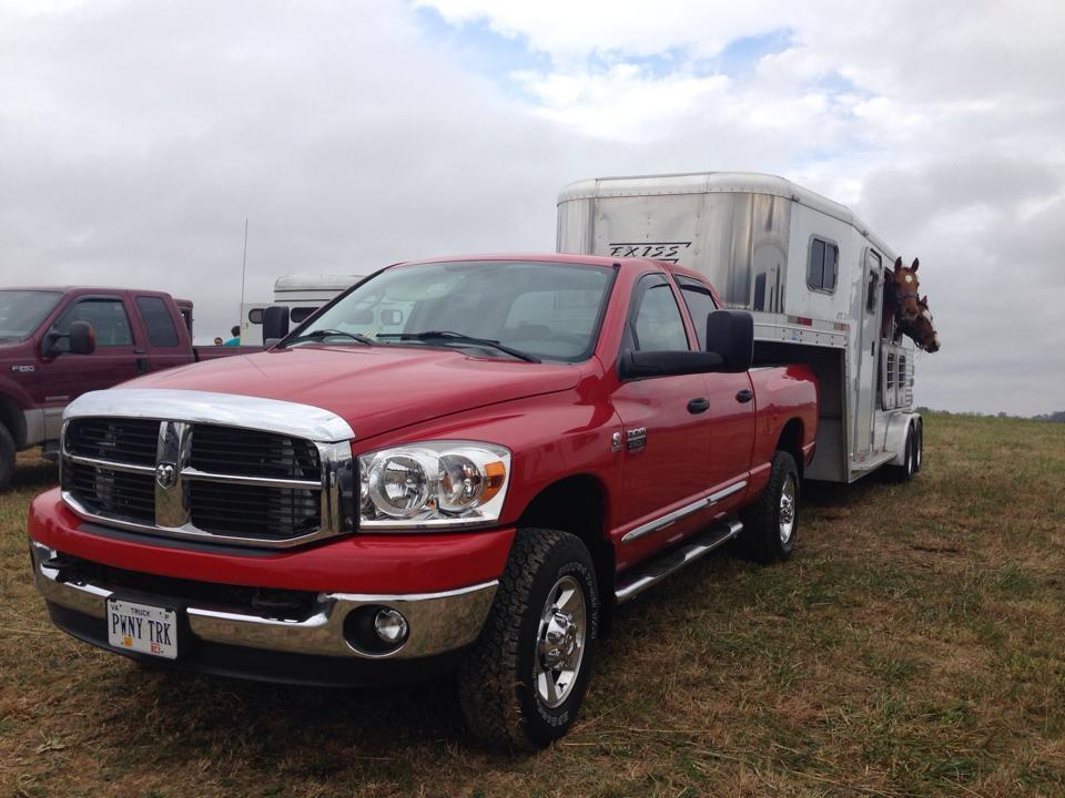 Customer Truck