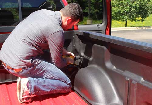 Is DualLiner Bedliner Installation This Simple? Yes, It Is!