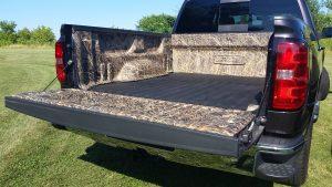 DualLiner Next Evo Chevy Silverado Camo Bed Liners