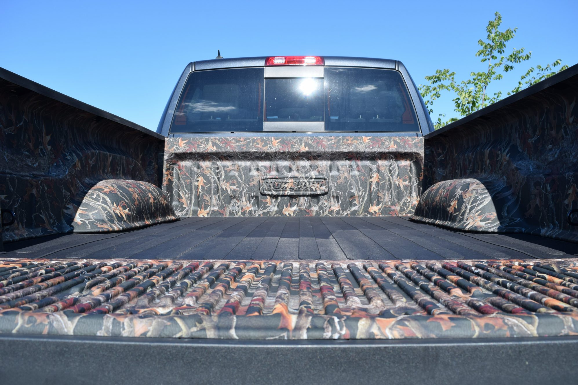 DualLiner Thunder Mountain Dark Woods Camo Bed Liner
