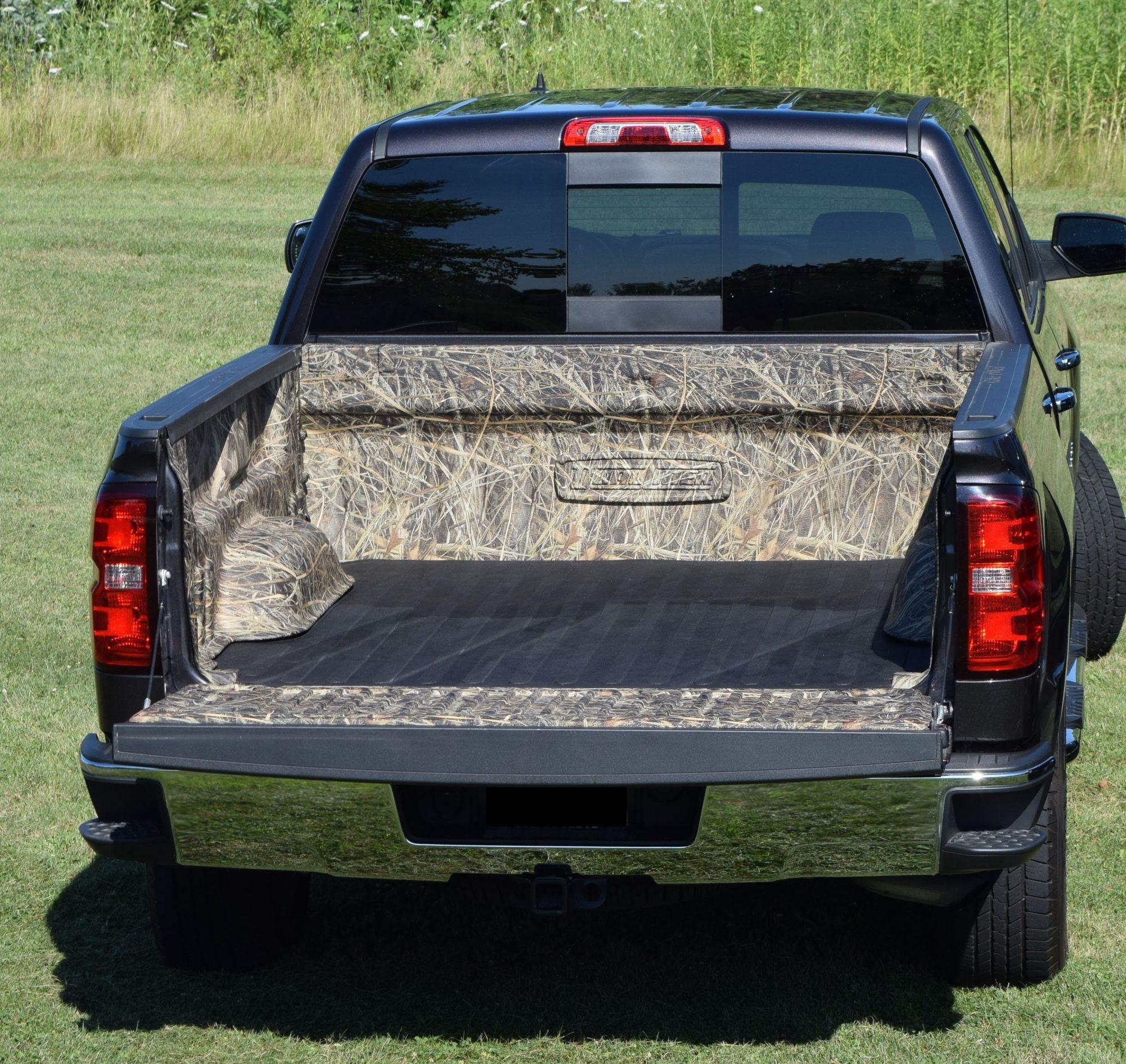 Dualliner Next Evo Chevy Silverado Camo Bed Liner