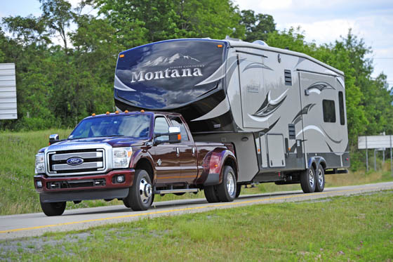 5th wheel | DualLiner bedliners for Ford, Chevy, Dodge ...