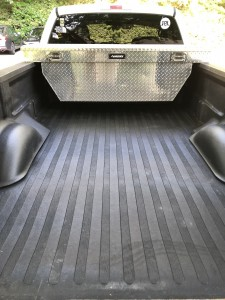 F-150 After DualLiner Bed Liner