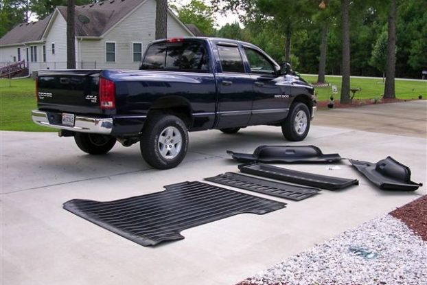 How Much Does A Spray In Bedliner Cost >> 2018 Dodge Ram 3500 Bed Liner - bedliner