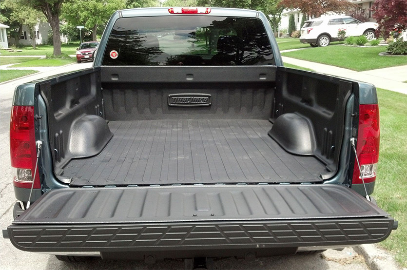 What Does a Spray in Bedliner Cost, Including Line-X or Rhino? Updated for 2021 | DualLiner bedliners for Ford, Chevy, Dodge & GMC trucks