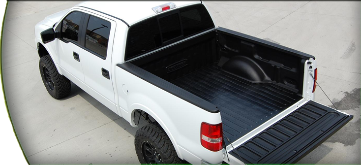 A Beautiful Dodge Truck with a DualLiner Bedliner