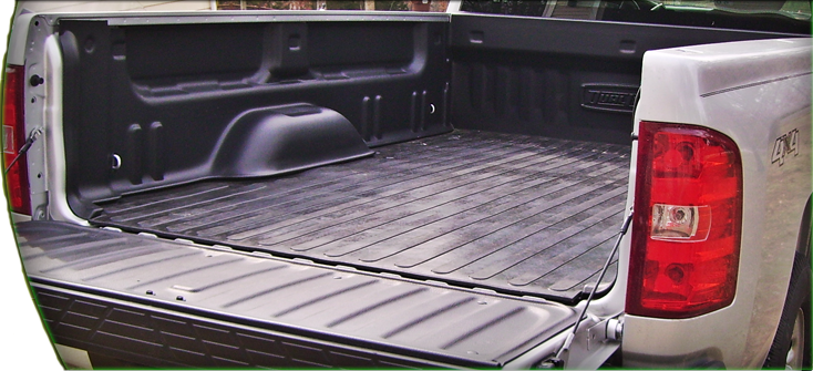 A Beautiful GMC Truck with a DualLiner Bedliner