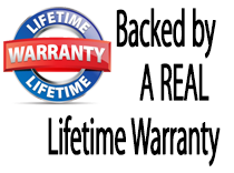 Every DualLiner is backed by a REAL Lifetime Warranty