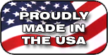 DualLiner Bed Liners are Proudly manufactured in the USA.
