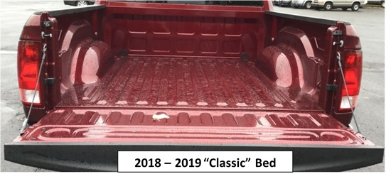 Drop In Truck Bed Liner >> Ram 1500 Bed Liner for 2018 Dodge Truck with 6 foot 4 Inch Bed