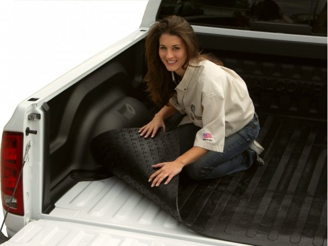 2004 To 2006 Gmc Bed Liner For Sierra 1500 Truck