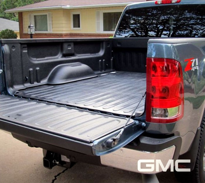 2008 to 2013 GMC Sierra 2500 / 2500 HD - Standard 6 foot 7 inch Bed