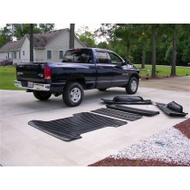 2008-2010 Ford F-350 Super Duty Short 6ft 9 in Bed
