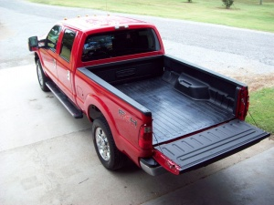 2008-2010 Ford F-250 Super Duty Long 8 FT Bed
